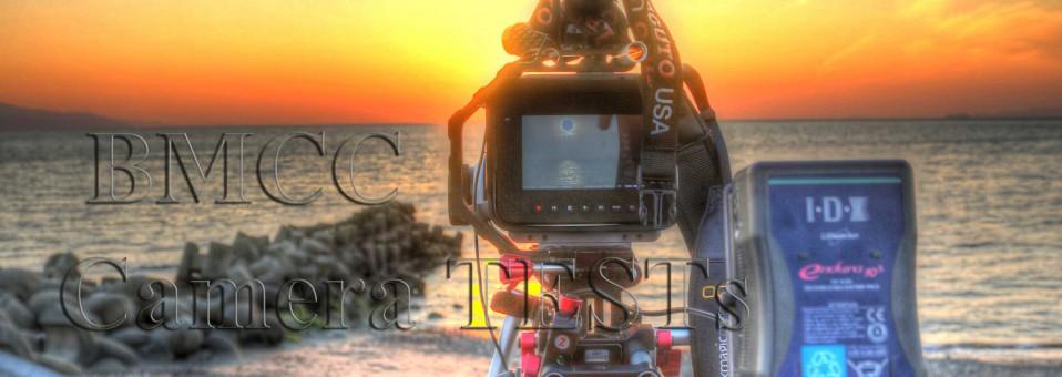 BMCC Camera Test 2